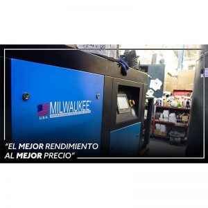 MILWAUKEE / Compresores de tornillo